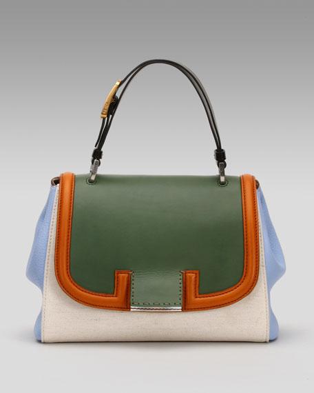 Silvana Flap-Top Bag