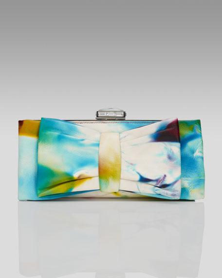 Tie-Dyed Monica Clutch