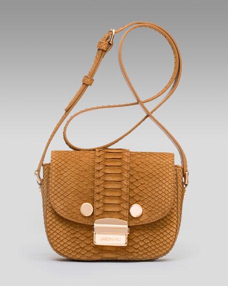 Python Miss Wu Shoulder Bag, Mini