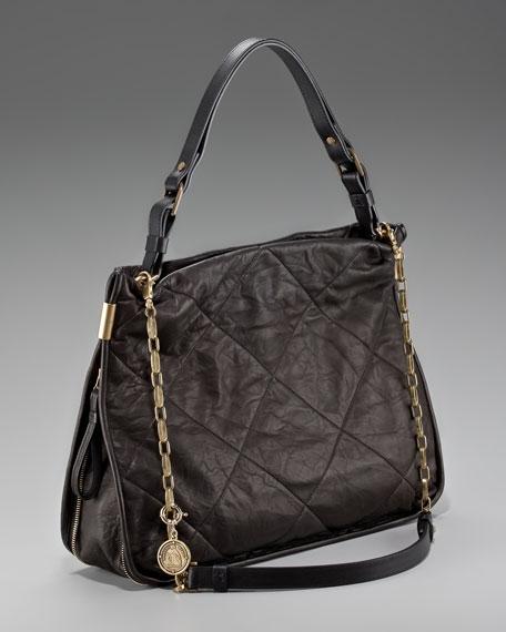 Amalia Quilted Shoulder Bag