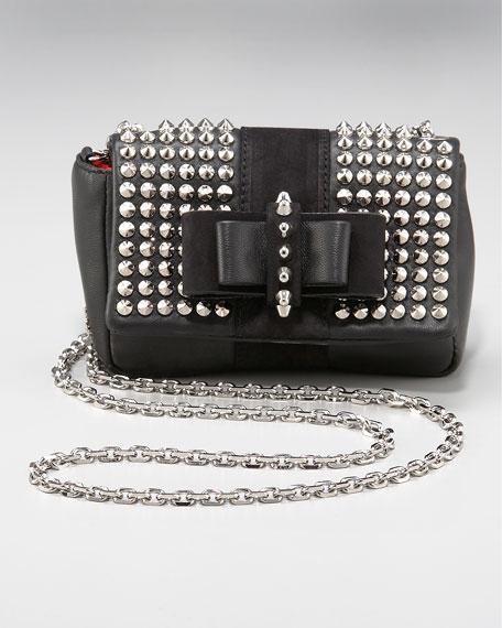 Sweet Charity Spike-Studded Bag