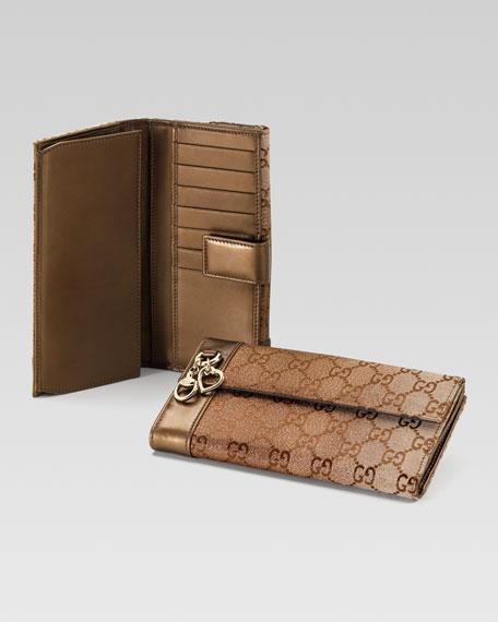 GG Continental Wallet