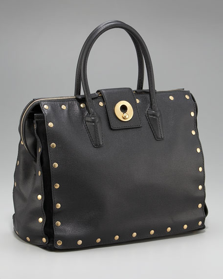 Studded Muse Tote
