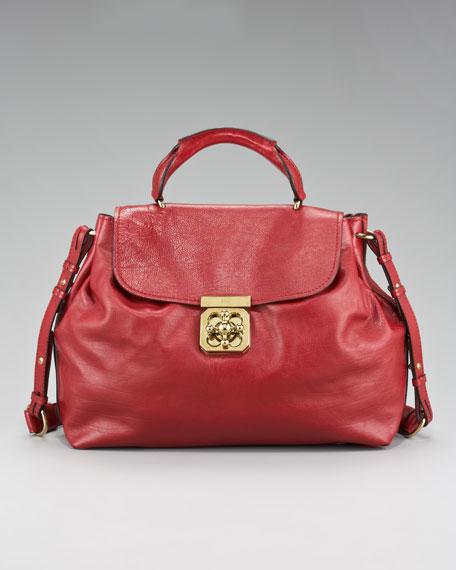 Elsie Top-Handle Bag