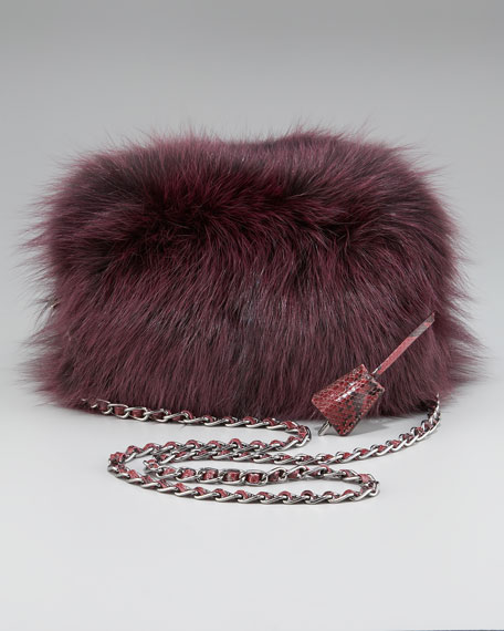 Fox Fur Clutch