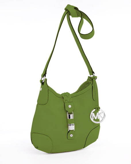Greenwich Small Messenger, Green