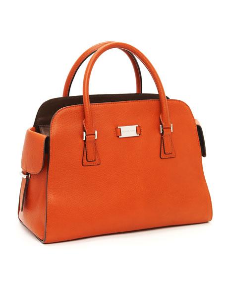 Gia Satchel, Tangerine