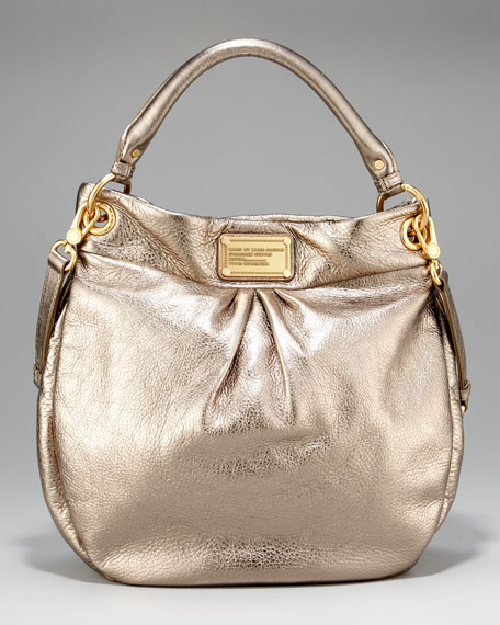 Hillier Metallic Hobo