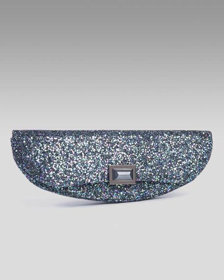 Virtus Glitter Clutch