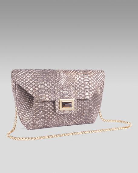 Necia Chain-Strap Shoulder Bag