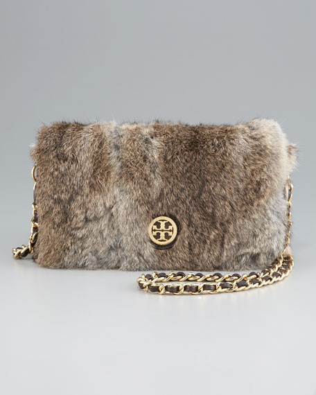Mini Fur Bag