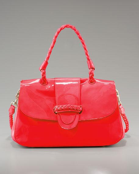 Braided-Trim Bag