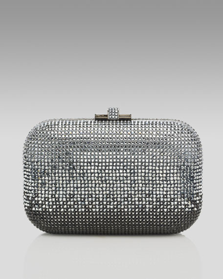 Ombre Crystal Clutch