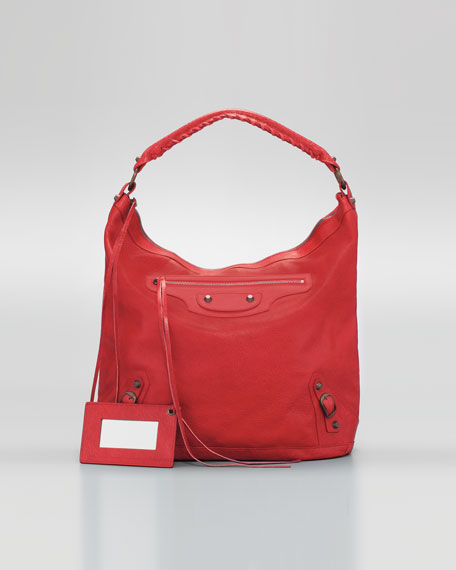 Classic Day Bag, Coquelicot/Rouge