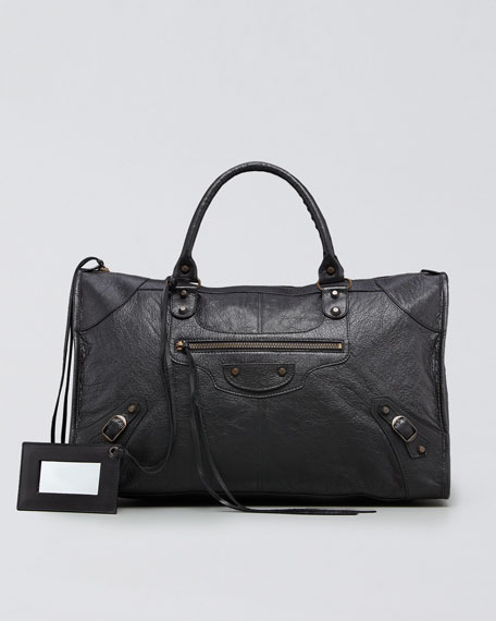 Classic Work Bag, Black