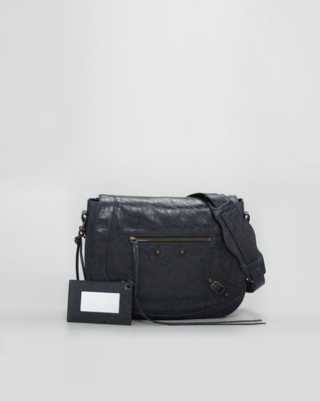 Classic Neo Folk Bag, Dark Night