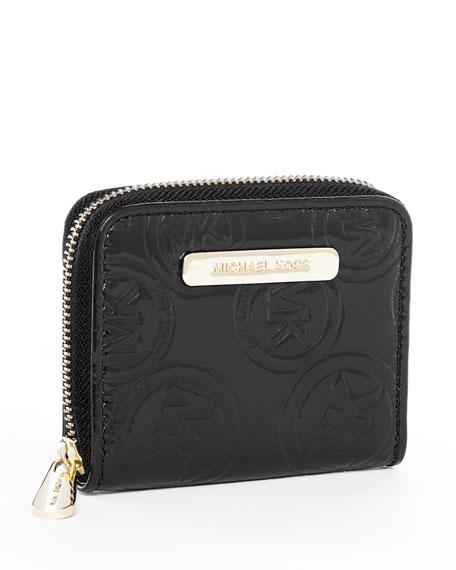 Jet Set Zip Wallet