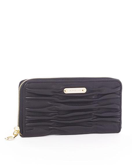Webster Continental Wallet, Black or Gunmetal