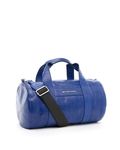 Ashland Small Duffle Bag, Cobalt