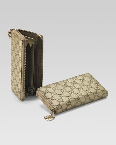 Lovely Zip-Around Wallet