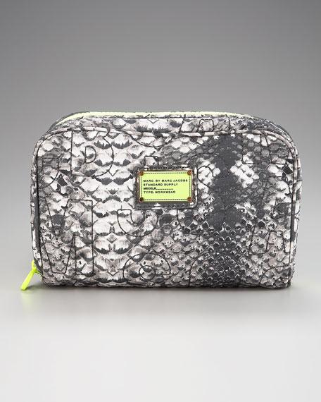 Pretty Nylon Travel Cosmetic Case