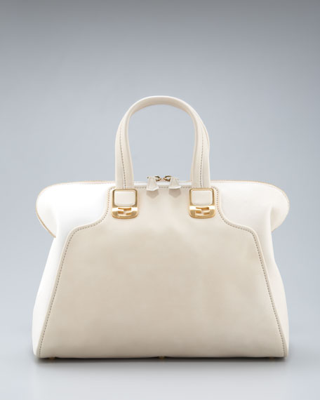 Chameleon Large Colorblock Satchel