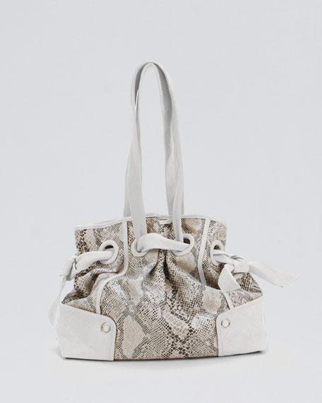 Python-Print Drawstring Bag