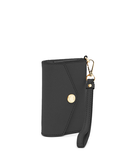 iPhone Wristlet, Black or Electric Pink