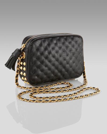 Quilted Flirty Chain-Strap Bag (CUSP Most Loved!)