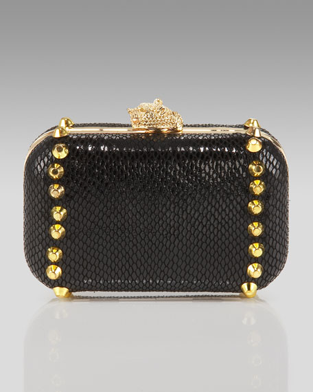 Val Studded Clutch