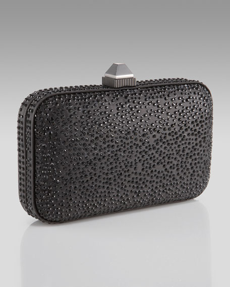 Large Crystal Evening Clutch