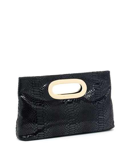 c83dd47ae25065 Buy michael kors python clutch > OFF32% Discounted
