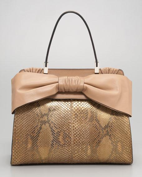 Aphrodite Python Bag