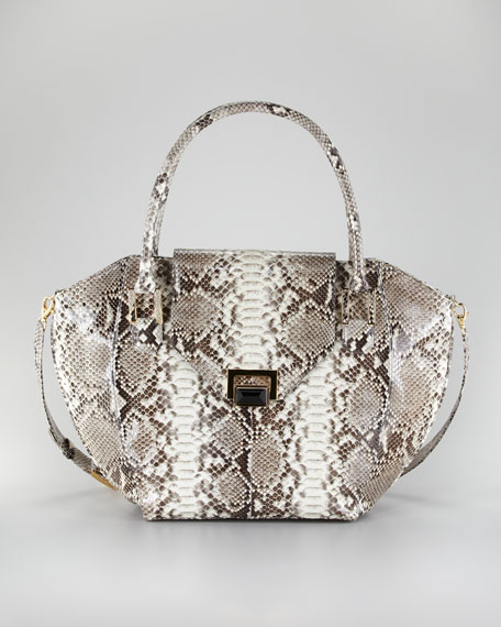Ace Python Shoulder Bag