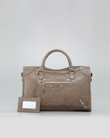 Giant 12 Nickel City Bag, Gris Poivre