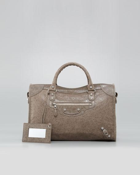Giant 12 Nickel City Bag, Gris Poivre