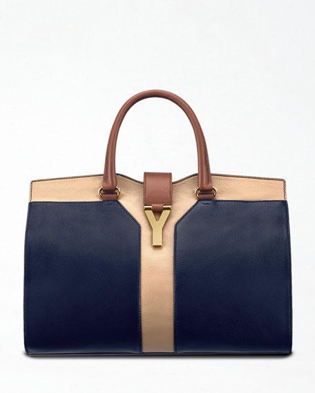 Cabas ChYc Colorblock Tote Bag