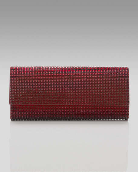 Ritz Fizz Clutch, Crimson