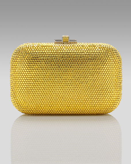 Slide Lock Minaudiere, Sunflower