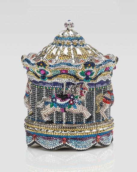Carousel Clutch Bag