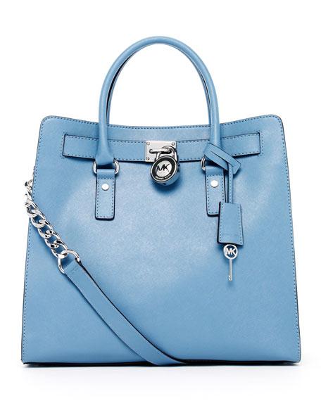 Hamilton Large Tote Bag, Surf Blue