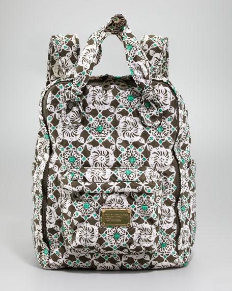 Pretty Nylon Batik Backpack
