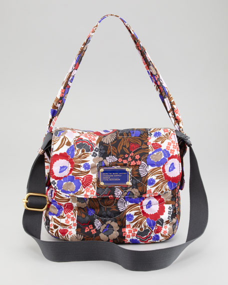 Pretty Nylon Floral Lil Ukita Shoulder Bag