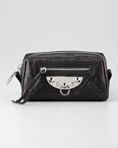Cosmetic Marais Leather Bag
