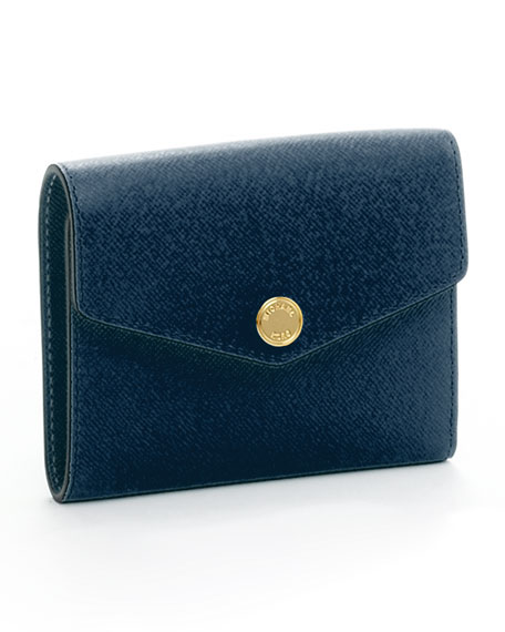 Saffiano Medium Carryall, Navy