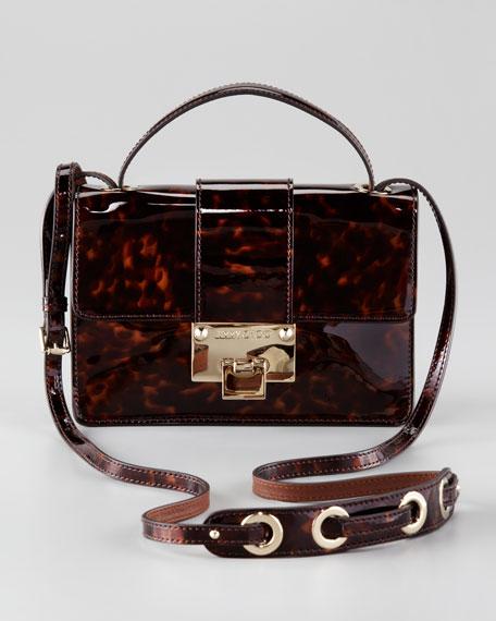 Rebel Patent Havana Bag