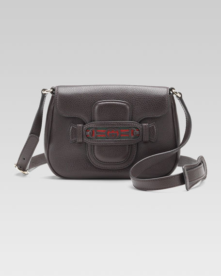 Dressage Flap Shoulder Bag, Small