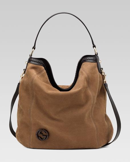 Brick Lane Hobo Bag, Large