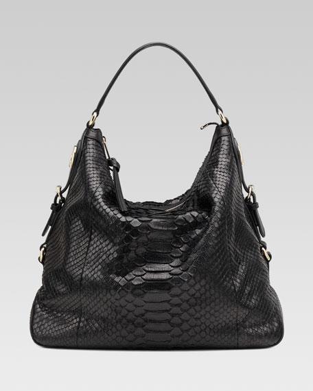 Village Hobo Bag, Large