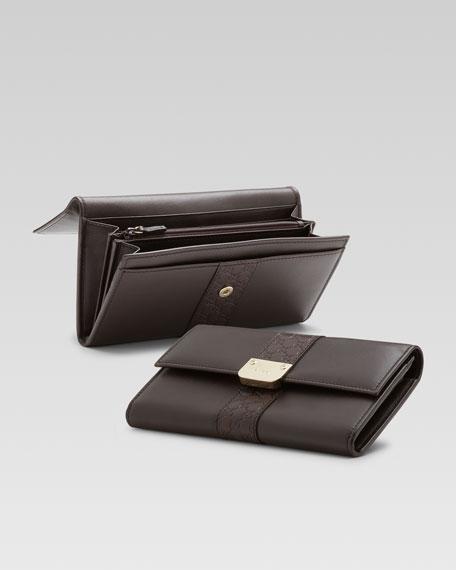 Ladies Bar Continental Wallet